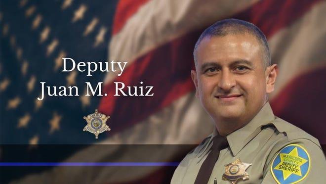 Deputy Juan M. Ruiz