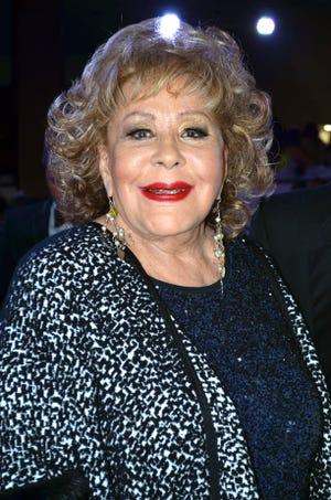 Silvia Pinal es un icono artístico en México.