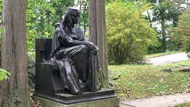 Ghostly tales: Sleepy Hollow's Bronze Lady