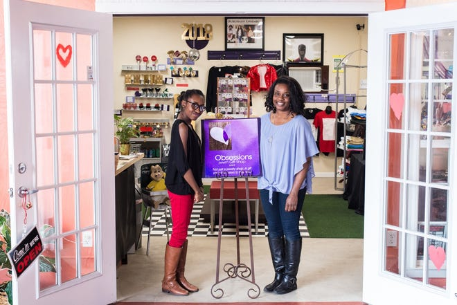 Betty Proctor and her daughter opened Obsessions Gift Shop, and then to a nonprofit organization called Motivating People Through Arts and Crafts in Railroad Square. MPAC serves as a resource for Autism Spectrum Disorder.