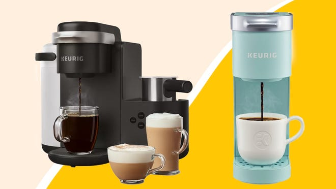 Brew up a brighter morning after saving 20% off at the Keurig sale