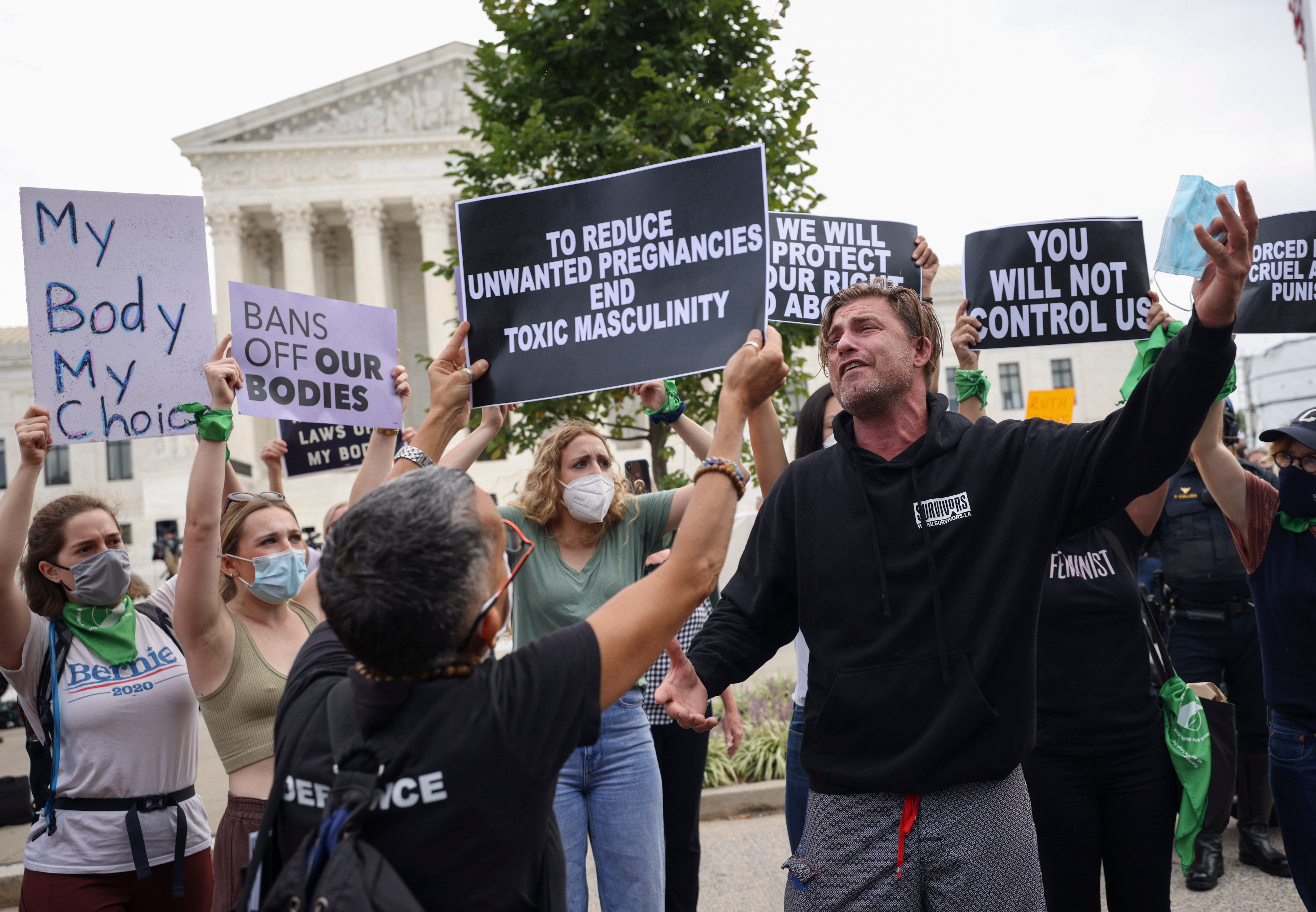 Abortion at the Supreme Court: A road map to the cases pending over Texas  six-week ban