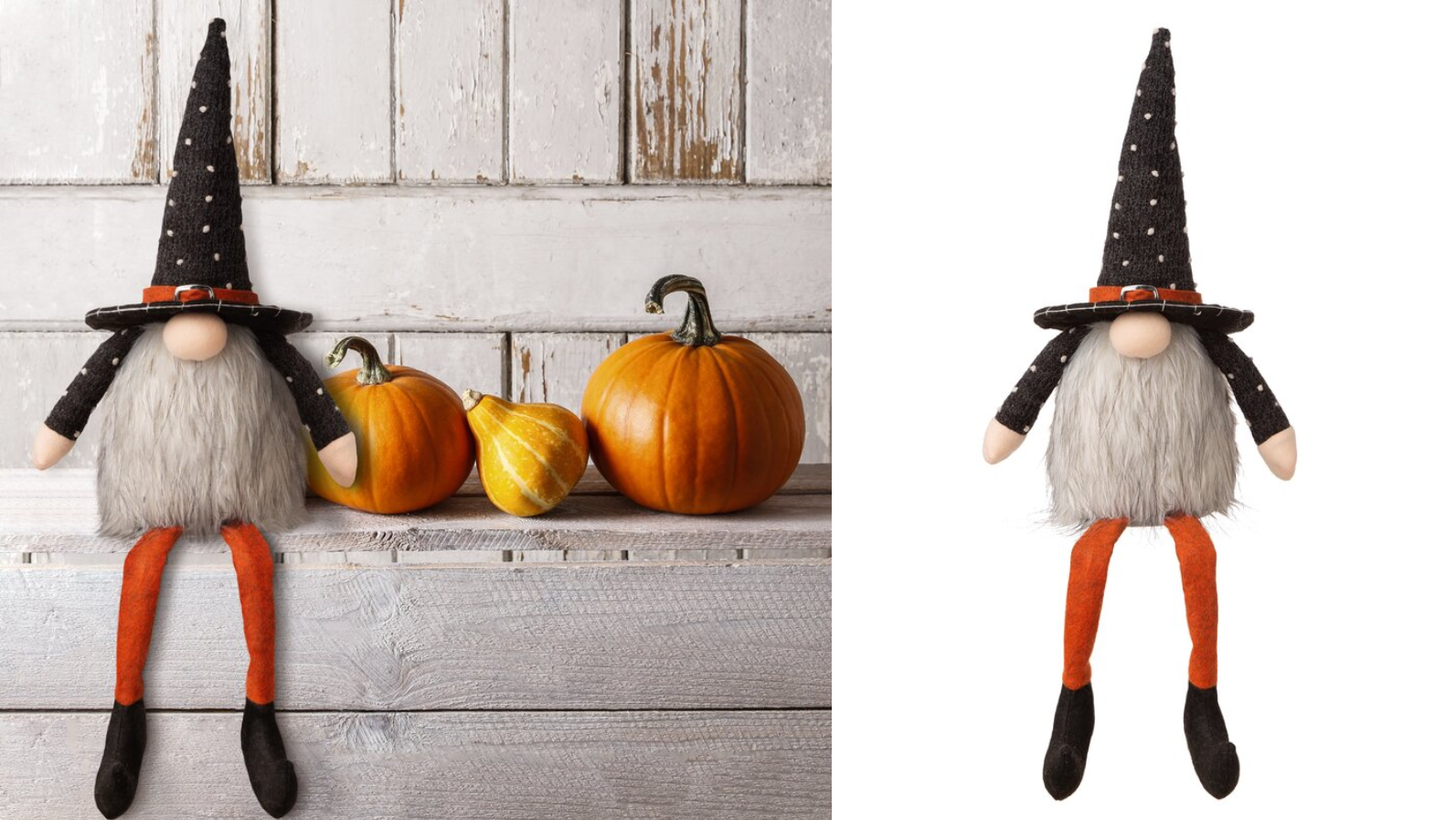 Gnomes are all the rage in home decor this year.