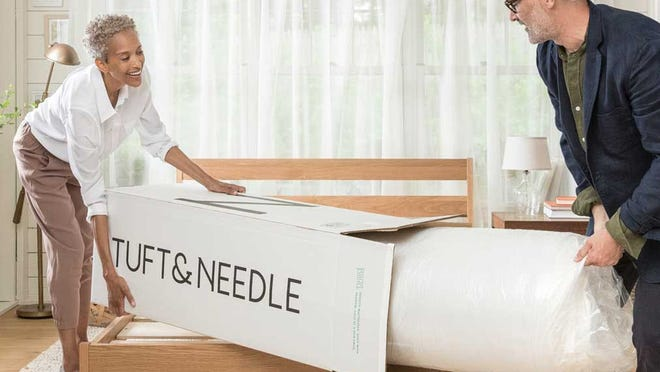Get top-rated mattresses, sheets and pillows together with these Tuft & Needle bundles for 15% off.