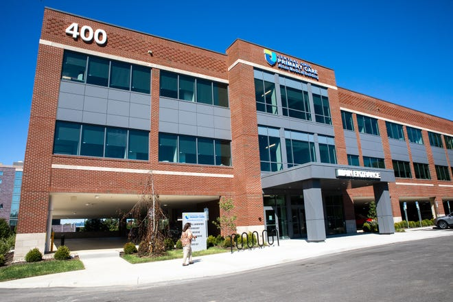 Central Ohio Primary Care's $18 million, 100,000-square-foot Altair Medical Building has opened at 400 Altair Parkway in Westerville.