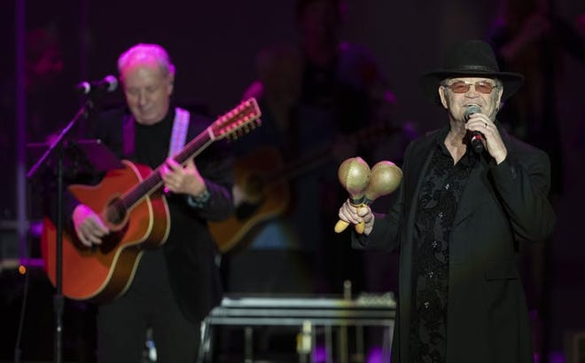 The Monkees bring their Farewell Tour to the Florida Theatre on Saturday.