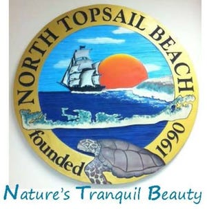 North Topsail Beach has five open seats on the Board of Alderman.