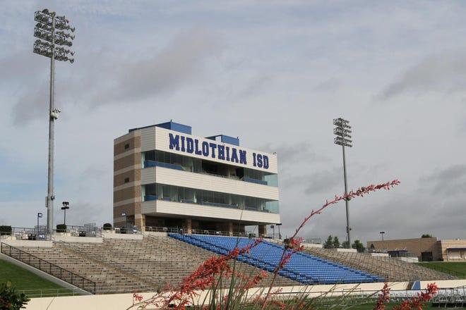 Midlothian ISD Multipurpose Stadium.