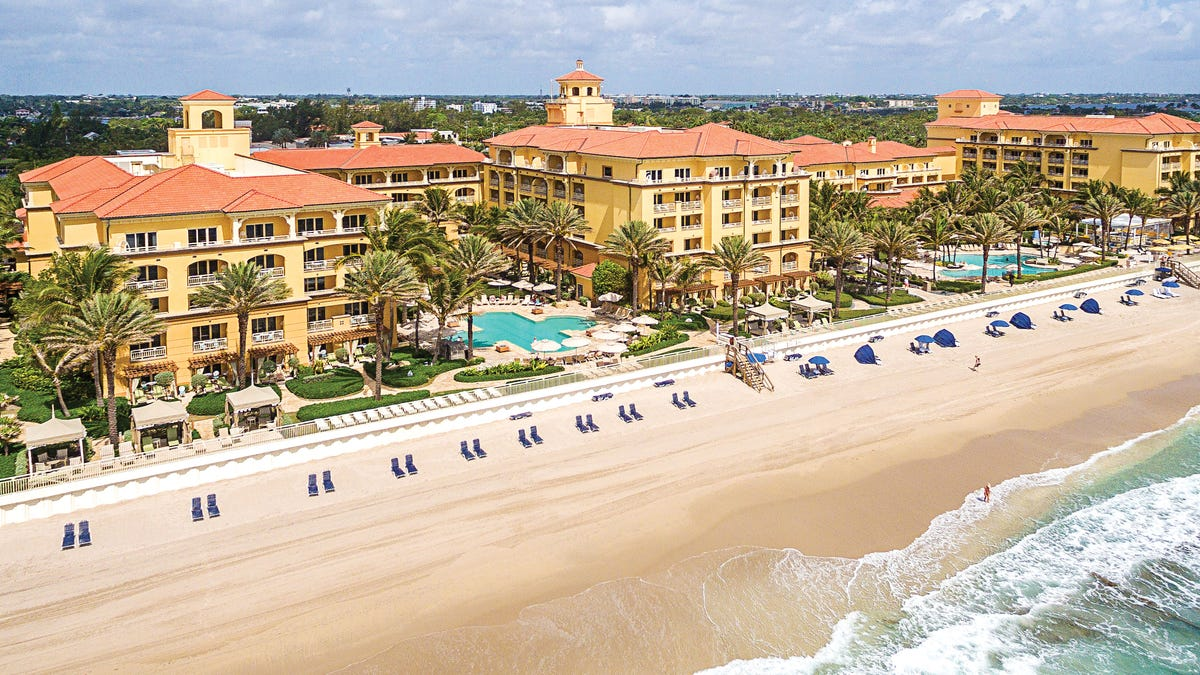 Eau wow! Palm Beach, Fla., spa package costs $40,000 for 2 nights, includes rare Swiss skincare package