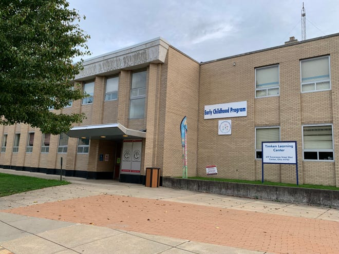 The Timken Learning Center on the Timken Career Campus in downtown Canton is slated for demolition.