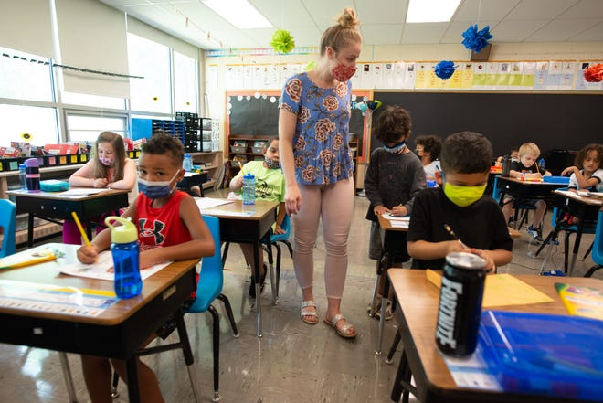 Kansas Department of Education data show a significant decline in enrollment from 2019 to 2021, amounting to a drop of about 15,300 students.Truancy tripled over that same time period and rates of chronic absenteeism rose from about 14% to 17.5%.