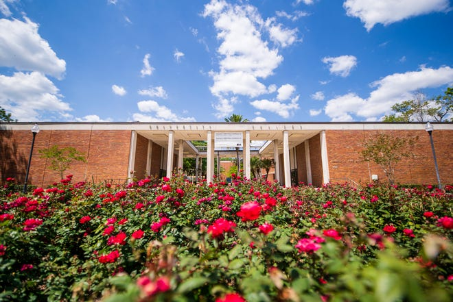 The University of Florida's University Gallery will soon be renamed in honor of Gary R. Libby, a UF alumnus and philanthropist who has been a school donor for more than 20 years. [Photo courtesy of University of Florida]