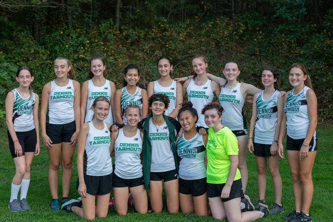 Even with no seniors on the team, the Dolphins won their first six meets.