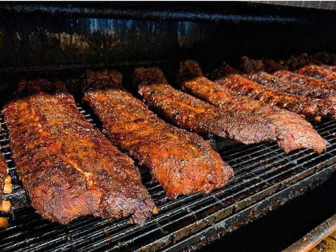 Bear's Smokehouse South Asheville will open at Sweeten Creek Brewing on Oct. 14.
