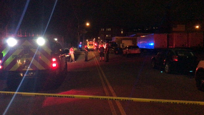 Cincinnati police are investigating a fatal shooting that happened in West End on Monday, Oct. 11, 2021.