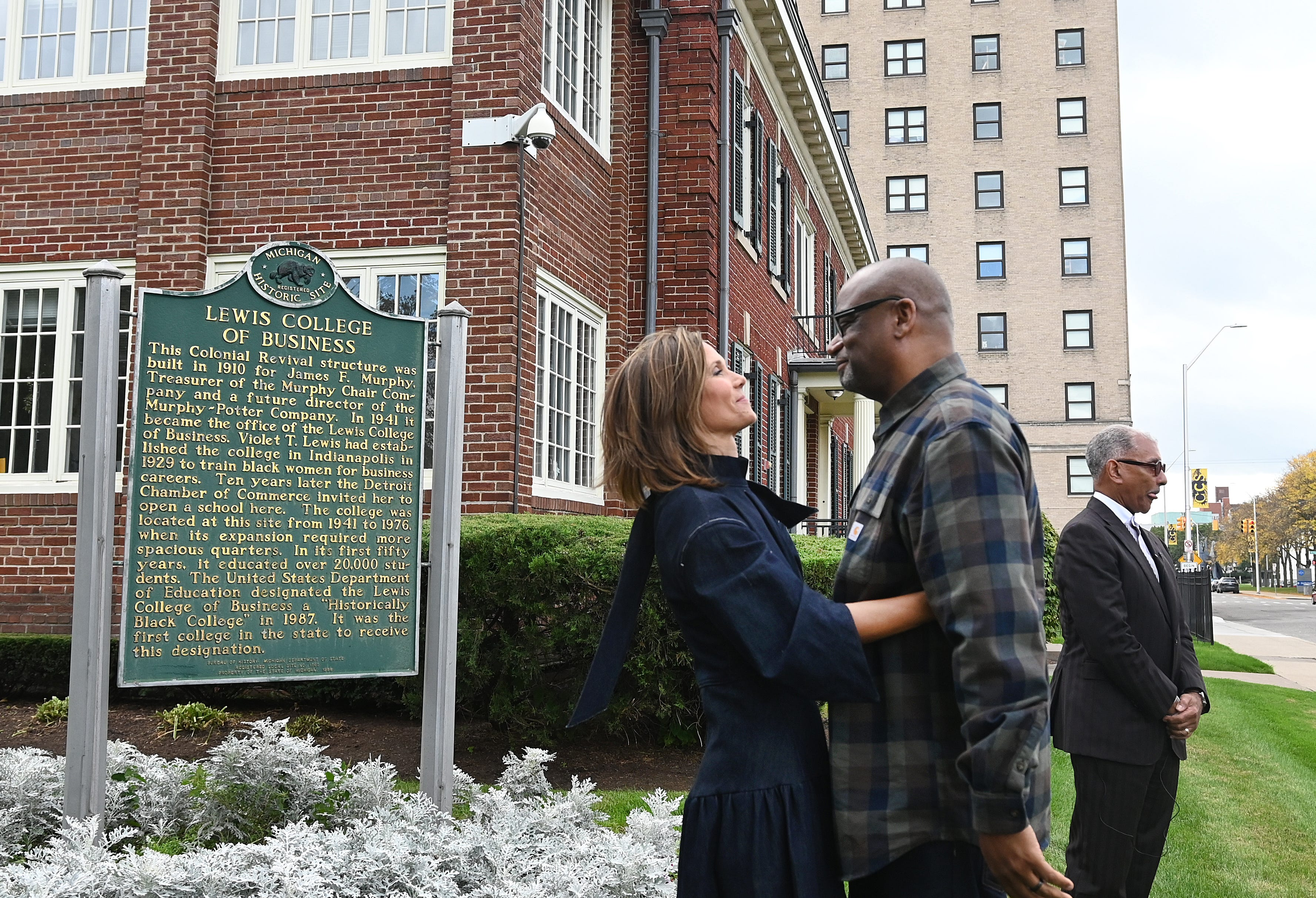 Portland footwear designer proposes to reopen closed Detroit Black college