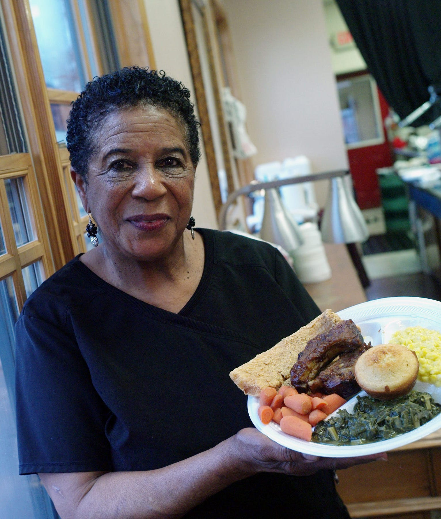 Deacon Mable Clarke organizes a monthly fish fry to raise funds for her church that was founded by freed slaves in Pickens County after the American Civil War. The money goes to paying the bills as well keeping up a cemetery that dates back to the slave era.