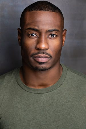 """Immokalee native Mackenro Alexander, shown in his professional acting photos, has a recurring role on """"Tyler Perry's Sistas"""" on the BET network. Alexander set Immokalee High's single-season and career tackle records before playing at Auburn and Iowa State. He began acting after injuries during NFL training camp in 2018 ended his football career."""