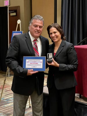 LCPS athletics director Ernie Viramontes was inducted to the NMAA Hall of Fame. Viramontes has spent more than 38 years with the school district.