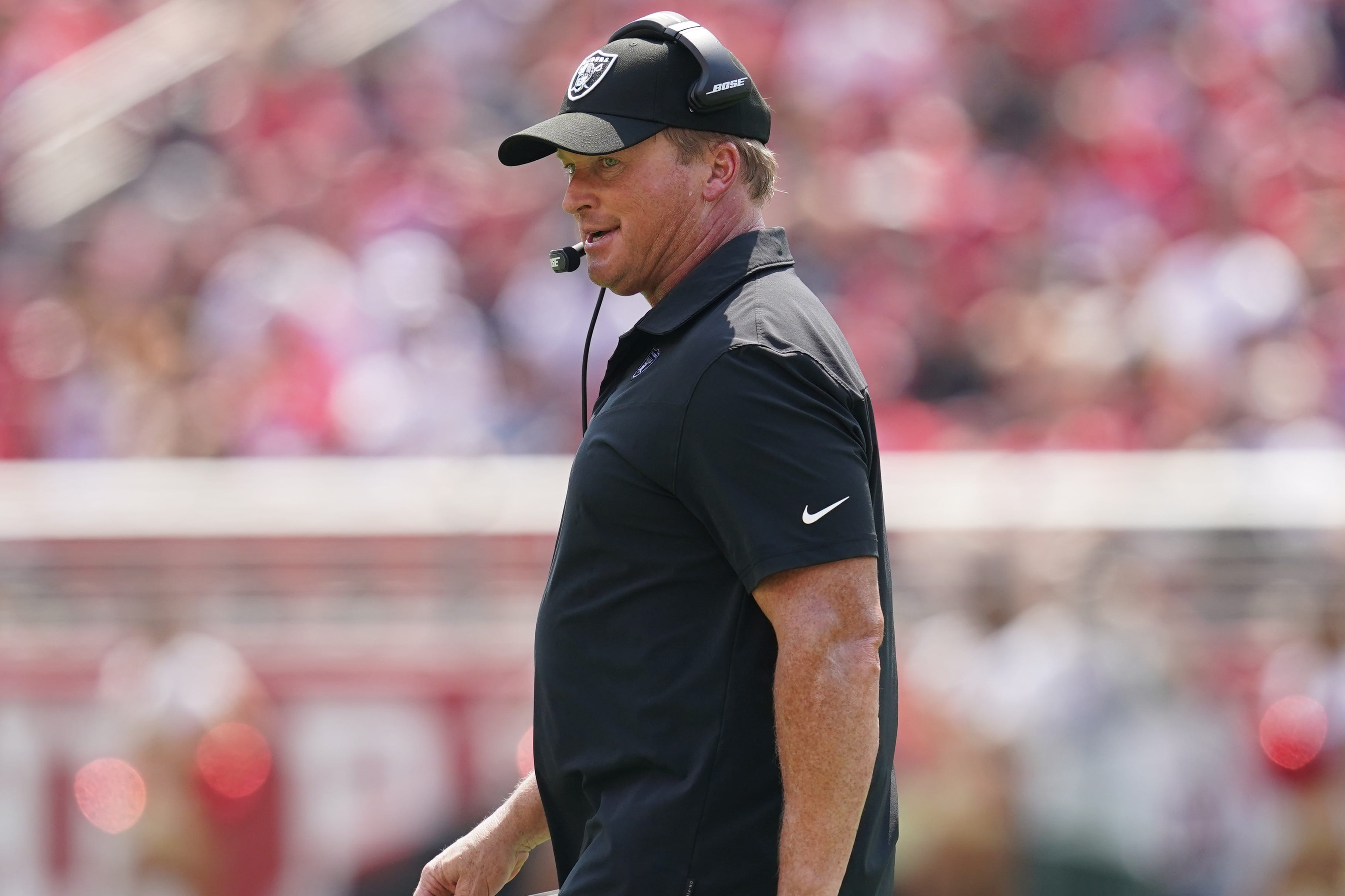 Opinion: Tony Dungy, Mike Tirico should have known better when supporting Jon Gruden