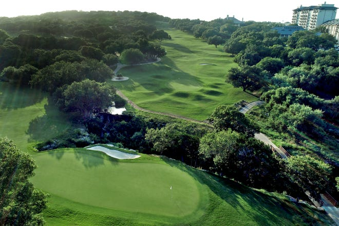 The Fazio Foothills course at Barton Creek Resort is No. 8 on Golfweek's 2021 Best Courses You Can Play in Texas list.