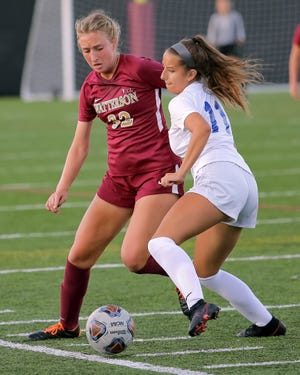 Senior forward Brooklyn Scythes and Watterson have dealt with their fair share of adversity this fall. That includes playing a portion of the season without two-time all-state honoree Gabriela Rotolo, a senior midfielder and Ohio State commit who was rehabbing after offseason surgery.