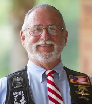 Loren King, a Deltona city commissioner, is one of 120 local residents whose names turned up on a hacked roster of Oath Keepers.  Members of the anti-government militia took part in the Jan. 6 attack on the Capitol.