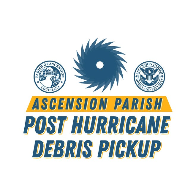 Ascension Parish has updated its storm debris removal website.