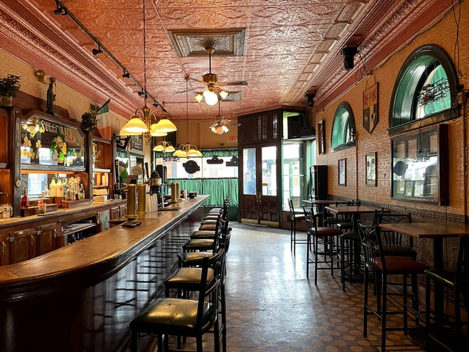 A refreshed and remodeled Sullivan's, 301 French St., will reopen Friday at 4 p.m.