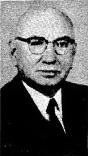 Rev. CS Donnelly