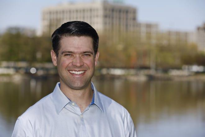 Rockford Ald. Jonathan Logemann, D-2, plans to run for Congress.