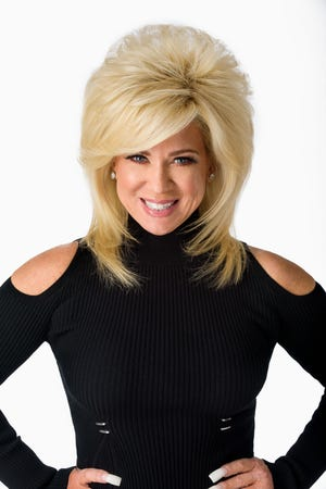Theresa Caputo brings her show 7:30 p.m. Oct. 24 to the Stormont Vail Events Center.