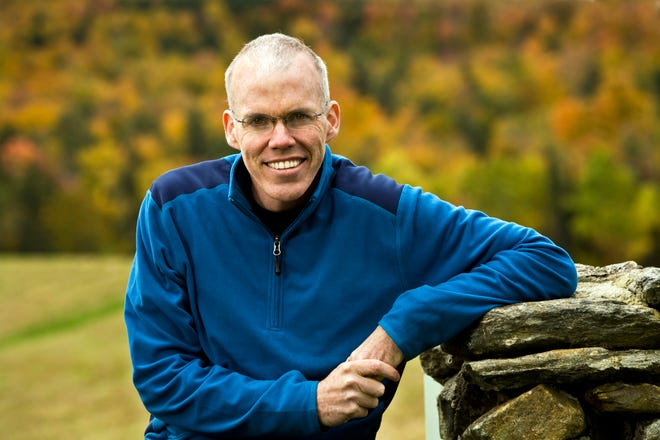 Environmentalist, authorand journalist Bill McKibben will deliver the St. John's Prep Brother Sullivan, C.F.X. Lecture Series fall address from 7 to 8:30 p.m. Oct. 19.