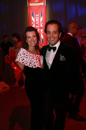 Fiona and James Benenson, of Brookline, will co-chair the upcoming Storybook Ball as MassGeneral Hospital for Children celebrates the event's 22nd anniversary with a reimagined virtual evening.