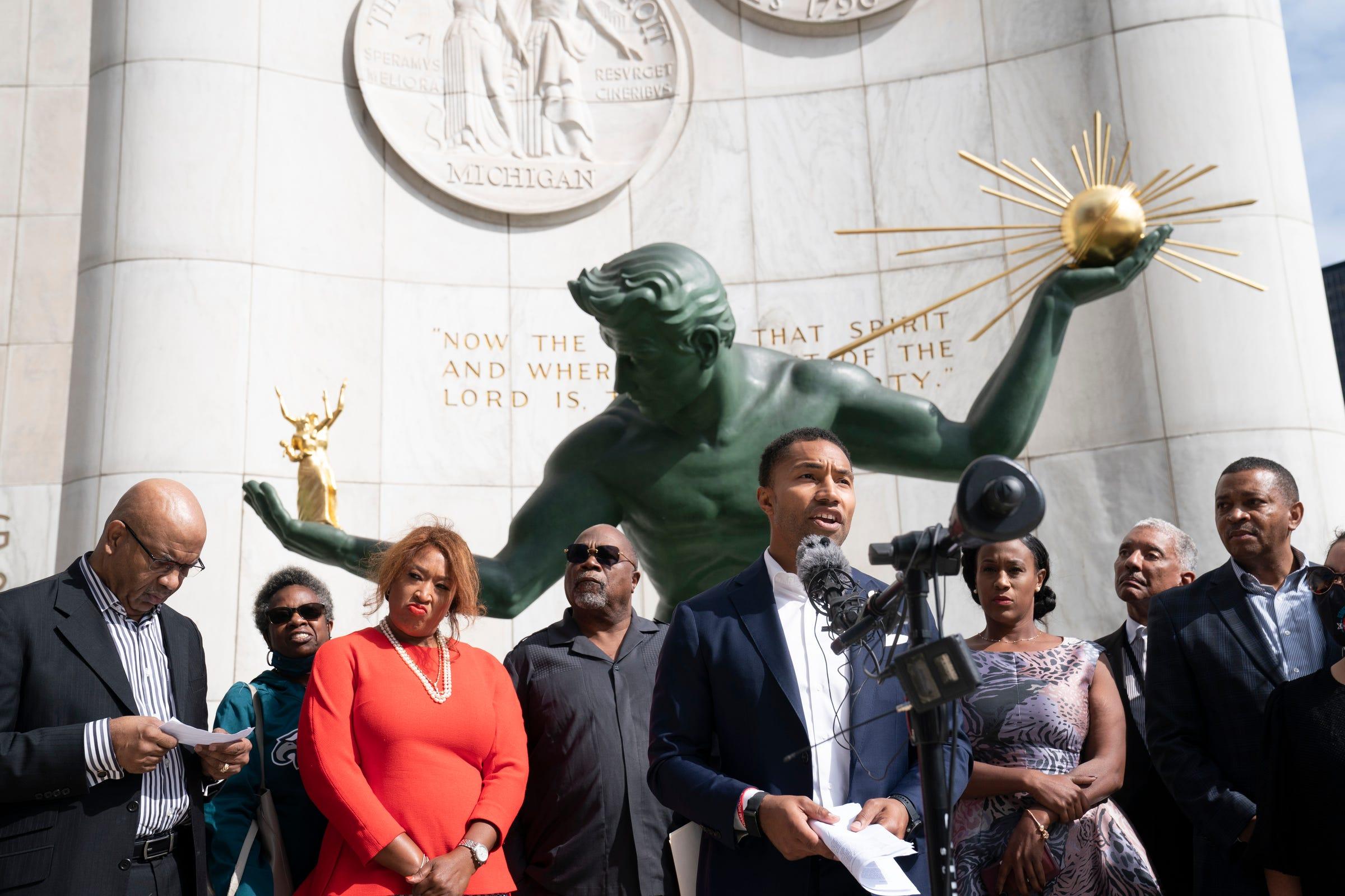 Detroit officials, activists say proposed political maps disenfranchise Black voters