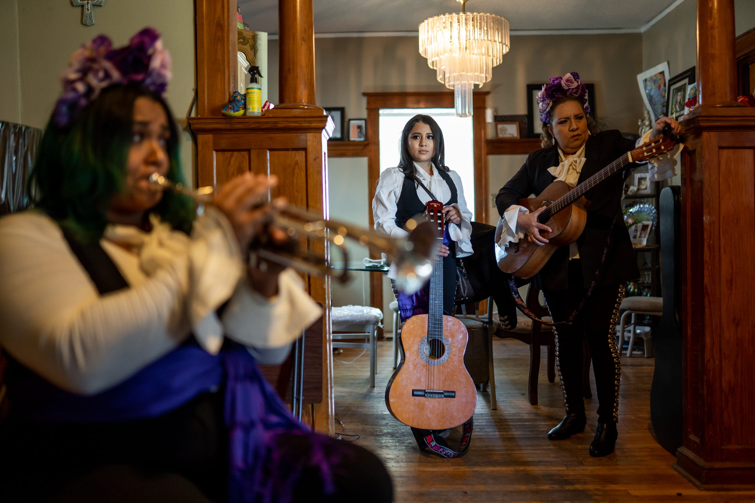 Meet Michigan's first five-member all-female mariachi band