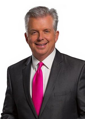 WYFF News 4 Anchor Michael Cogdill announces retirement