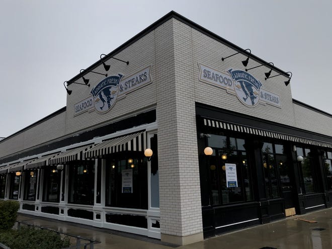 Adriatic Fresh Seafood & Steak is set to open in November at 11200 W. Burleigh St.