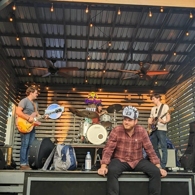 Tuckahoe Travelers will perform Saturday during Harvest Jam at The Shoppes at EastChase in Montgomery.