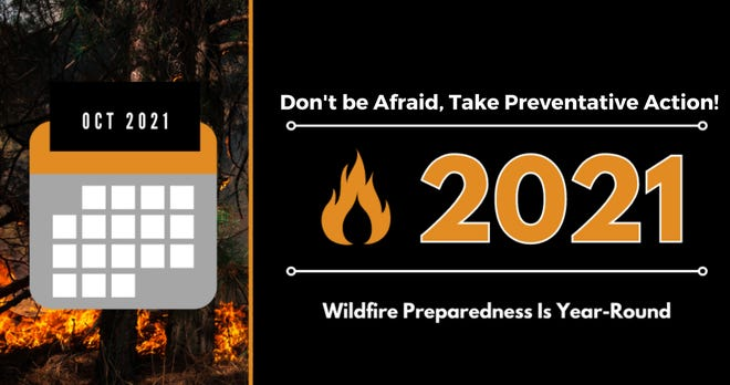 With fall comes the start of another season – prescribed fire season.