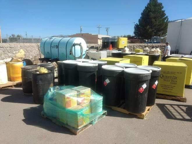 The New Mexico Department of Agriculture (NMDA) will host pesticide disposal events in Deming and Santa Rosa Tuesday, Oct. 19 and Thursday, Oct. 21, respectively.