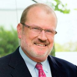 Bill Earley serve as the Link's executive director