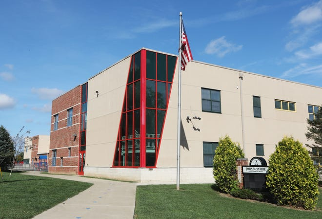 An electrical problem closed John McIntire Elementary School in Zanesville on Wednesday.