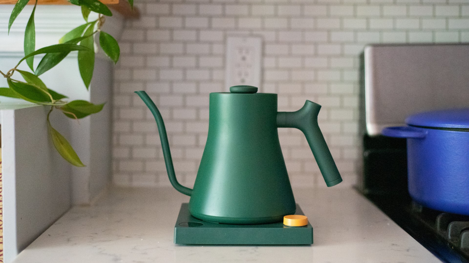Snag this trendy, limited edition kettle before it sells out