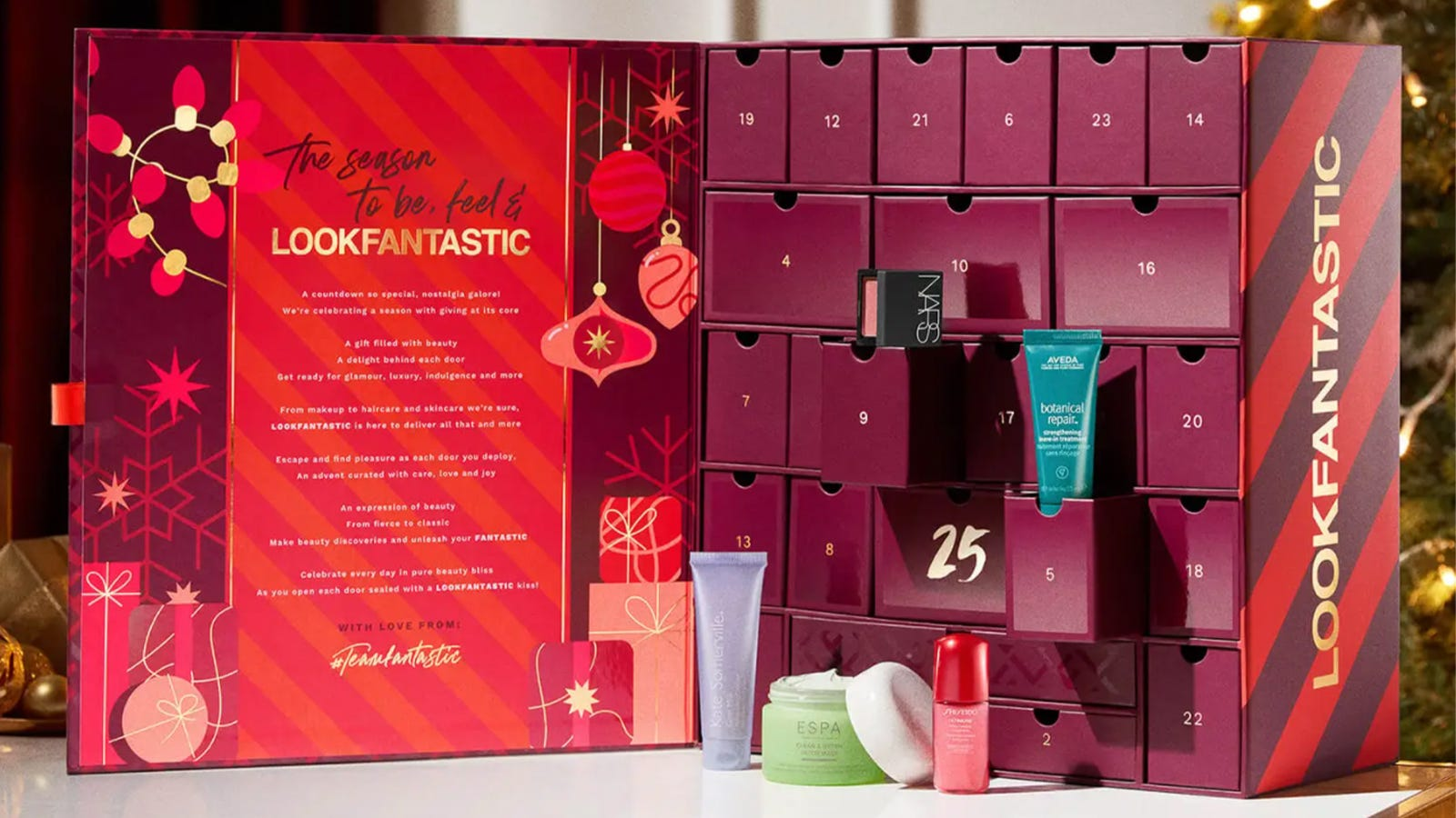 Beauty lovers are obsessed with this advent calendar—here's where to buy it before it sells out
