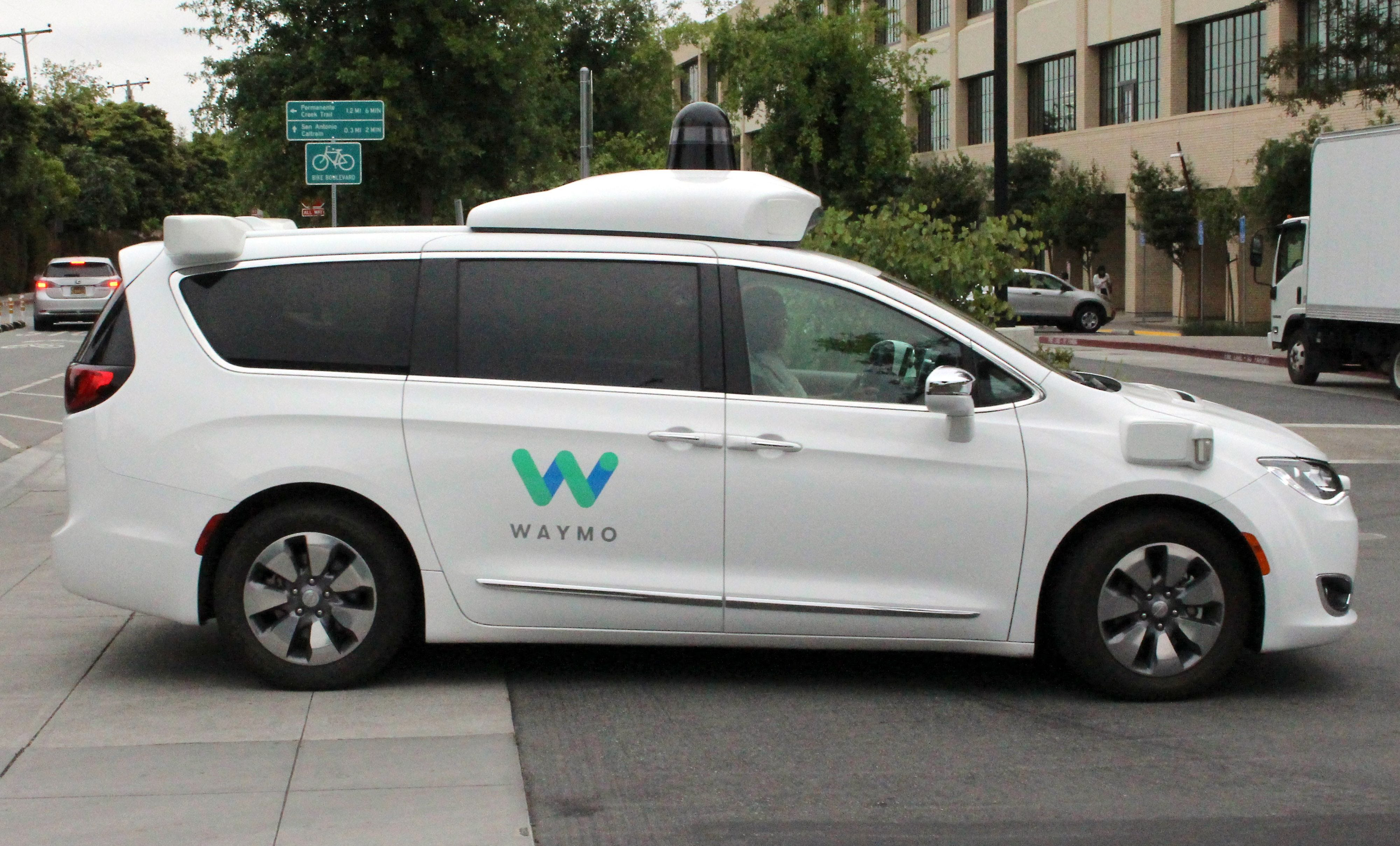 Confused self-driving cars are flooding a normally quiet dead-end street in San Francisco