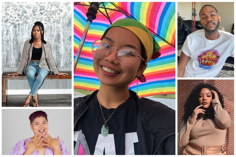 The faces of unseen influencers in the Latinx community.