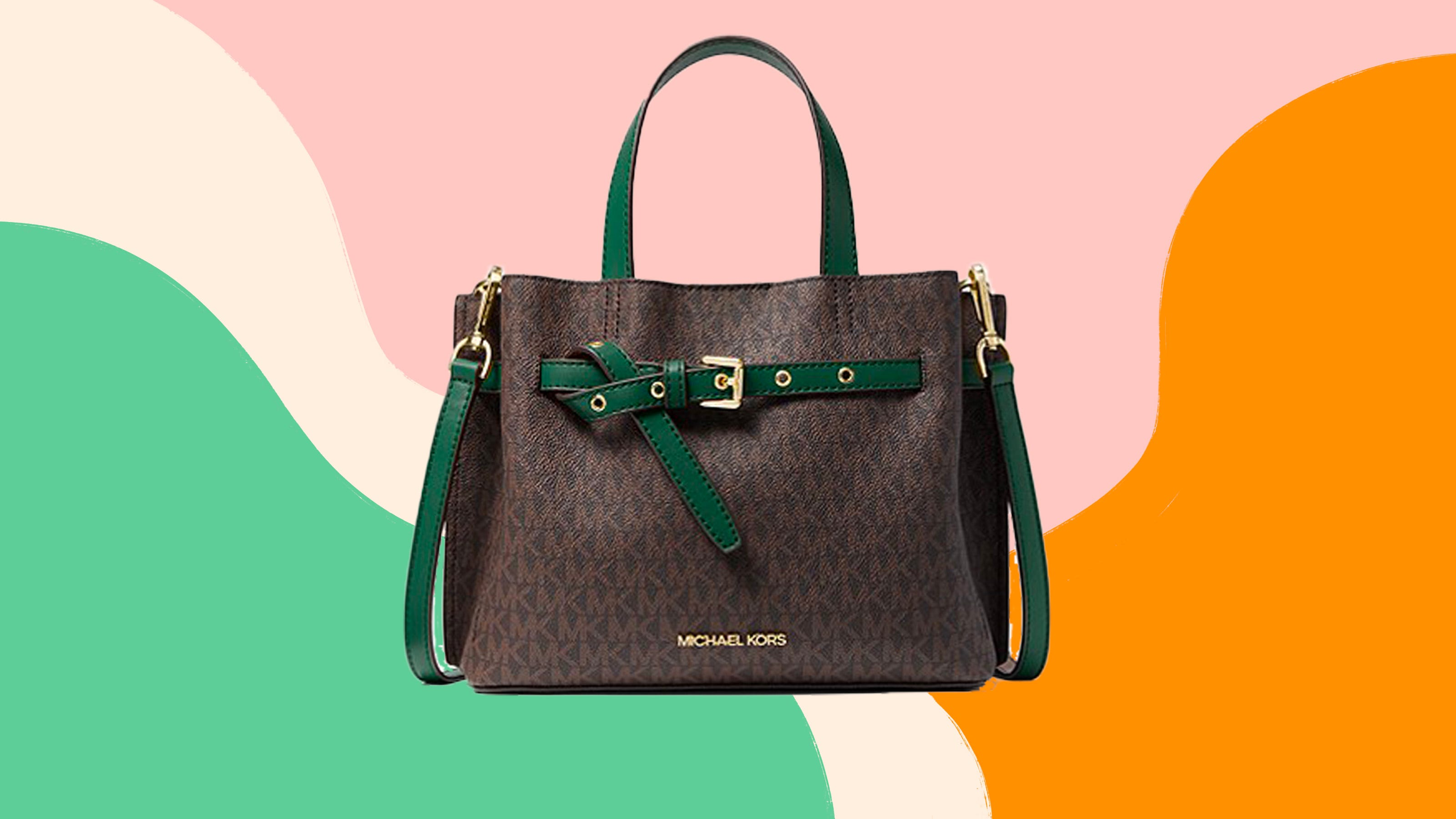 Save hundreds on a Michael Kors purse now during the brand's epic fall sale