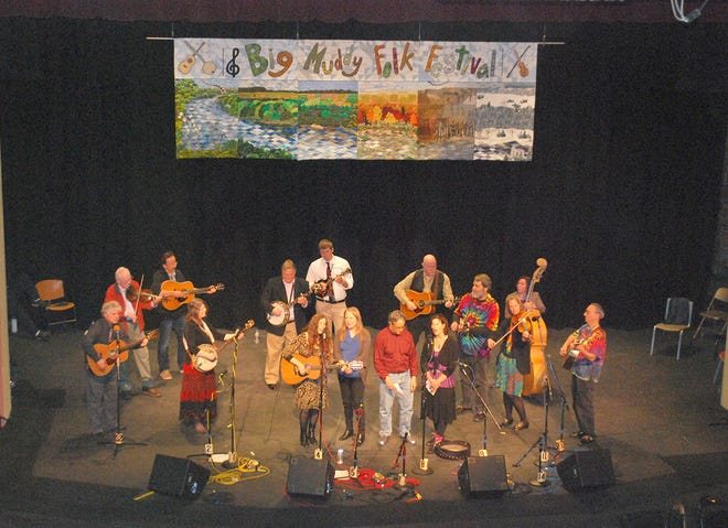 The Big Muddy Folk Festival will return for another season on Friday and Saturday, Nov. 12 and 13 at Historic Thespian Hall in Boonville.