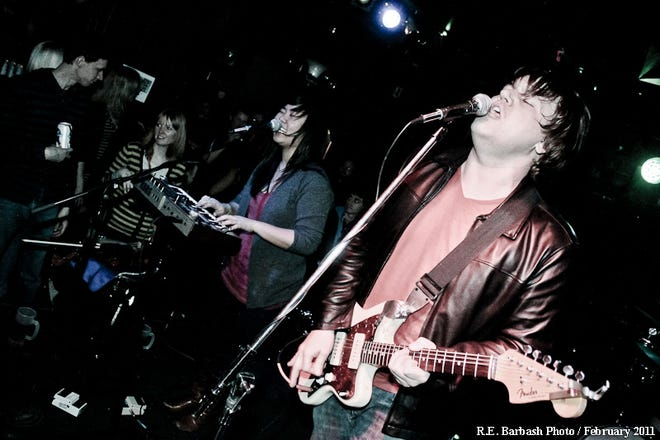 Ghost Shirt performs at Kobo (now Spacebar) in 2011